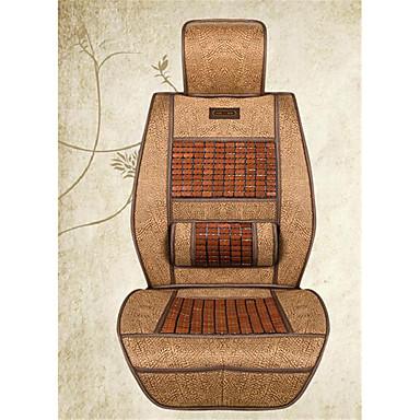 voordelige Auto-interieur accessoires-autostoel luchtkoeler seizoenen bamboe cooling mat groothandel mahjong stuk vijf algemene