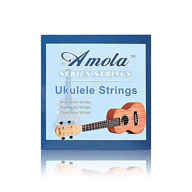 Profissional Corda Alta classe Ukelele novo Instrumento Nailom Acessórios para Instrumentos Musicais