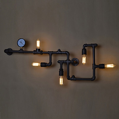 AC 100-240 40 E26/E27 Rústico/Campestre Regional Pintura Característica for LED,Luz Ambiente Luz de parede