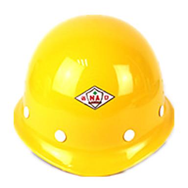 lujat lasikuitu kypärä (keltainen)