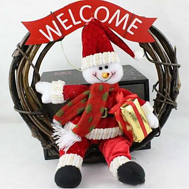 Decorações de férias Feriado Guirlandas Ornamentos Desenho Animado Natal Novidades Halloween 1pç