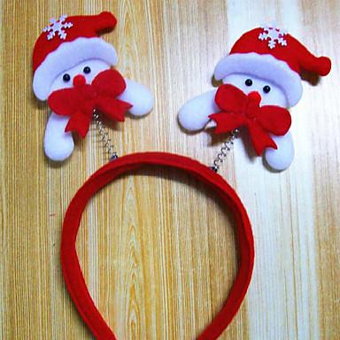 kerst decoratie artikelen kerst lichte hoofdband hairpin ontwerp is willekeurig