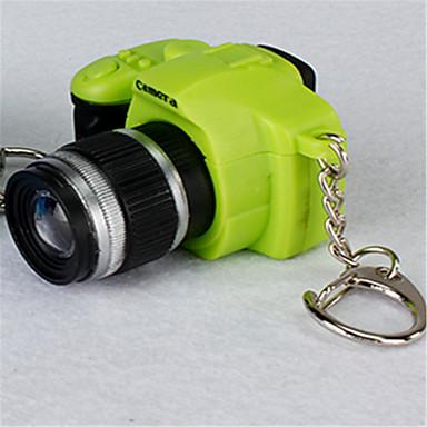 bはパークソン第三世代のシミュレーション一眼レフカメラメタルキーホルダー発光小さな懐中電灯BS-032を導きました