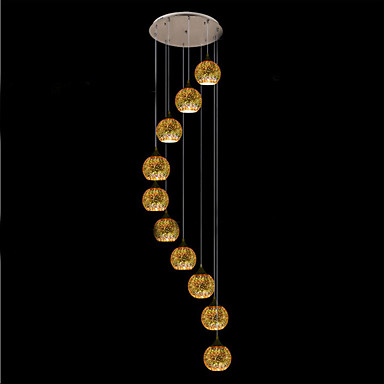 Riipus valot ,  Traditionaalinen/klassinen Galvanoitu Ominaisuus for Minityyli MetalliLiving Room Makuuhuone Ruokailuhuone