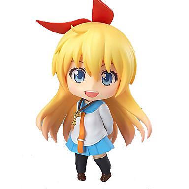Anime Action-Figuren Inspiriert von Nisekoi kirisaki Chitoge PVC 10 CM Modell Spielzeug Puppe Spielzeug