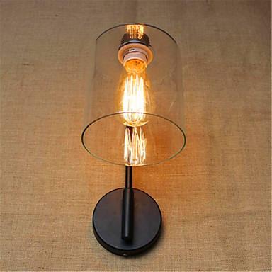 Rustikk / Hytte / Land Vegglamper Metall Vegglampe 110-120V / 220-240V 40W / E26 / E27