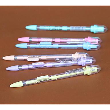 環境保護自動鉛筆(6本)