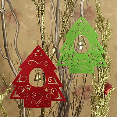christmas party charmes festival ornamenten decor vakantieliefde huis aantrekkelijk 2 stuks kleine