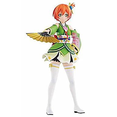 Anime Action Figures geinspireerd door Hou van het leven Cosplay PVC 15 CM Modelspeelgoed Speelgoedpop