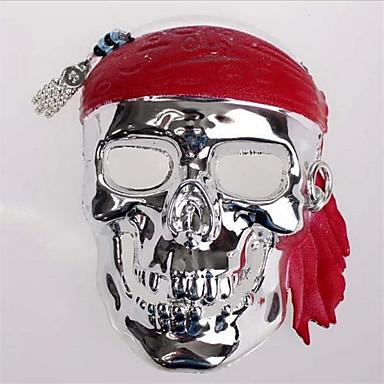 ハロウィン用マスク 海賊マスク おもちゃ メタル ホラーテーマ 海賊 1 小品 クリスマス カーニバル こどもの日 ギフト