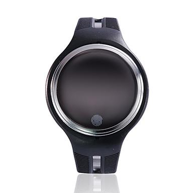 Herre Sportsur Smartur Armbåndsur Digital Fjernbetjening Kronograf Vandafvisende Gps Ur Speedometer Skridtæller Træningsmålere PU Bånd