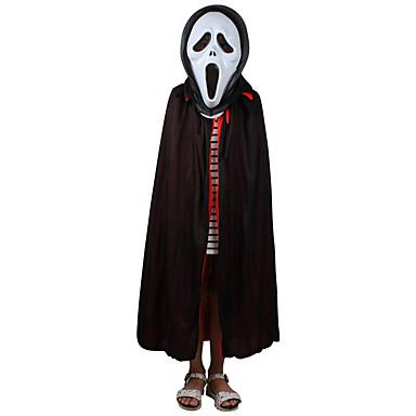 1pc god van de dood double layer mantel voor Halloween kostuum partij