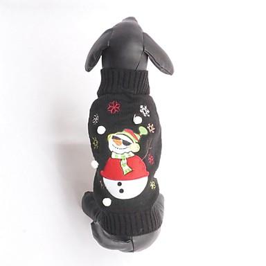 Dog Costume Dog Clothes Cosplay Cartoon Black