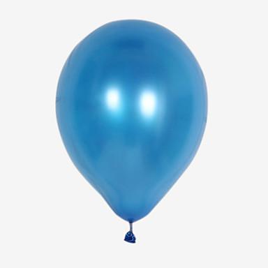 ボール 風船 おもちゃ パールカード 厚型 空気注入式 パーティー サーキュラー ラテックス ゴム 100 小品 誕生日 新年 ギフト
