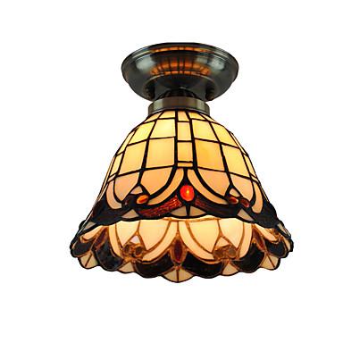 CXYlight Takplafond Nedlys Andre Metall Glass Mini Stil 110-120V / 220-240V Pære ikke Inkludert / E26 / E27