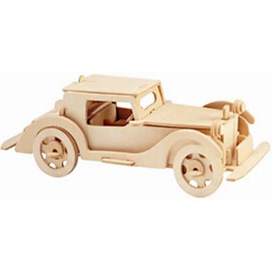 自動車おもちゃ ウッドパズル 車載 プロフェッショナルレベル ウッド クリスマス カーニバル こどもの日 女の子 男の子 ギフト