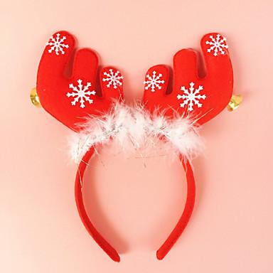 Decorações de férias Animais / Boneco de Neve / Santa Ornamentos Festa / Novidades / Natal 1pç
