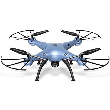 RC Drohne SYMA X5HW 4 Kan?le 6 Achsen 2.4G Mit 0.3MP HD-Kamera Ferngesteuerter Quadrocopter FPV Ein Schlüssel Für Die Rückkehr
