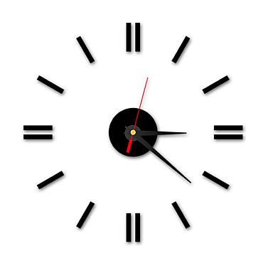 コンテンポラリー / オフィス ハウス型 / 家族 / 学校/卒業 / 友達 壁時計,ノベルティ柄 ガラス / プラスチック 35.5CM/16inch 屋内 クロック