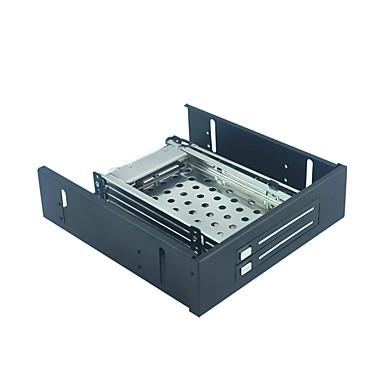 st5522 guildline dirige um disco duplo de 2,5 polegadas SATA caixa de extração de disco rígido ferramentas gratuitas cor aleatória