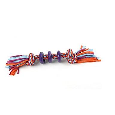 歯磨き用おもちゃ ロープ ゴム 用途 犬用おもちゃ