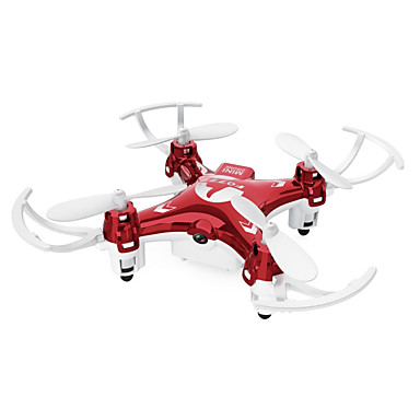 RC Drone FQ777 951W 4CH 6 Axis 2.4G With HD Camera 0.3MP 640P*480P RC Quadcopter LED Lights / Headless Mode / 360°Rolling Remote / Hover