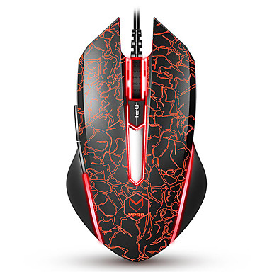 Gaming Mouse USB 750/1350/2000 DPI Rapoo V19