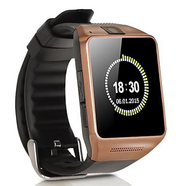 Reloj elegante para iOS / Android / iPhone GPS / Resistente al Agua Temporizador / Reloj Cronómetro / Seguimiento de Actividad / Seguimiento del Sueño / Monitor de Pulso Cardiaco / 1.3 MP