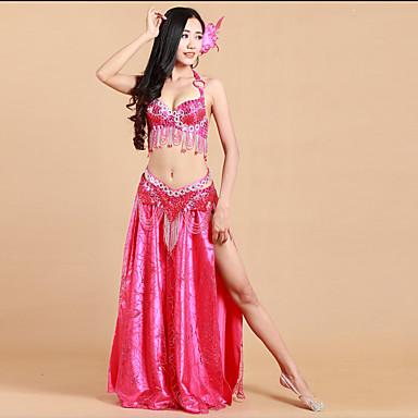 sopiiko vatsatanssi puku naisten suorituskyky hame rintaliivit lantiovyö