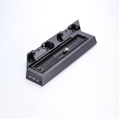 Carregador / Colarinho Chinês / Ventoínhas Para Sony PS4 ,  Carregador / Colarinho Chinês / Ventoínhas Metal / ABS 1 pcs unidade