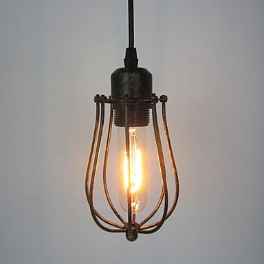 CXYlight أضواء معلقة ضوء محيط طلاء ملون معدن استايل مصغر 110-120V / 220-240V لا يشمل لمبات / E26 / E27