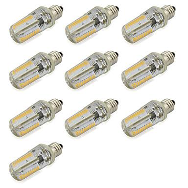 4W E11 LED-maissilamput Tuubi SMD 3014 320 lm Lämmin valkoinen / Kylmä valkoinen V 10 kpl