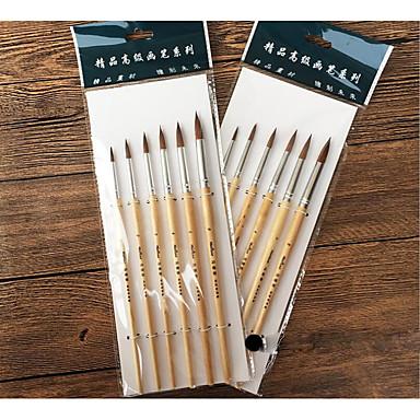 ペン 水の色のペン ペン,ウッド バレル インク色 For 学用品 事務用品 のパック