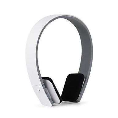 BQ618 耳に / ヘアバンド ワイヤレス ヘッドホン プラスチック 携帯電話 イヤホン マイク付き / ボリュームコントロール付き ヘッドセット