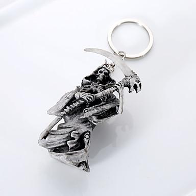 Euroopassa ja Yhdysvalloissa korkeatasoinen laatu avaimenperä luova boutique luuranko jousimiehet ripustaa avaimenperään