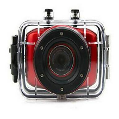 Waterproof DV Toimintakamera / Urheilukamera 20 mp 4608 x 3456 Pixel Wifi / Säädettävä / Vedenkestävä 30fps Ei ± 2 EV Ei CMOS 32 GB H, 264 Yksittäinen kuva / Sarjakuvaus / Intervallikuvaus 30 m