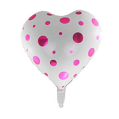 voordelige Ballonnen-Ballonnen Hart Creatief Noviteit Aluminium Jongens Meisjes Speeltjes Geschenk 1 pcs