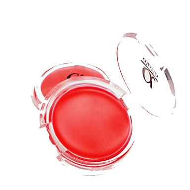 Lipgloss Krem Farget glans 1