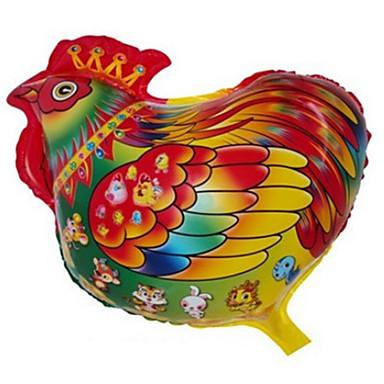 voordelige Ballonnen-Ballonnen Kip Creatief / Feest / Opblaasbaar Aluminium Jongens / Meisjes Geschenk