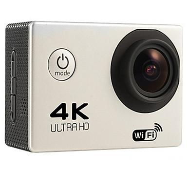 S6 Action Camera / Sports Camera 20 mp 4608 x 3456 ピクセル WiFi / 調整可 / 広角 30fps 非対応 ±2EV 非対応 CMOS 32 GB H.264 シングルショット / バーストモード / タイムラプス 30 m スキー / ユニバーサル / ラジオコントロール
