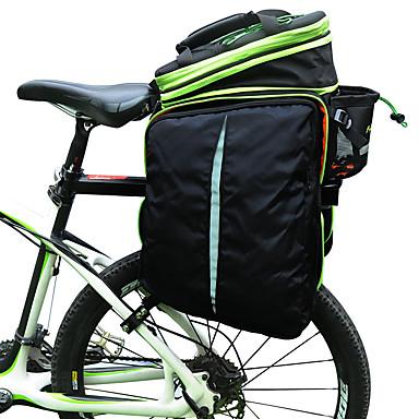 abordables Sacoches de Vélo-FJQXZ 30-40 L Sac de Porte-Bagage / Double Sacoche de Vélo Sacs de Porte-Bagage Réfléchissant Grande Capacité Etanche Sac de Vélo EVA Sac de Cyclisme Sacoche de Vélo Cyclisme / Vélo