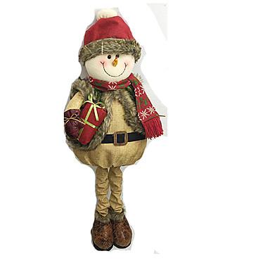PengMin Parrot Stickers Luminous Pattern Christmas Hats Adult and Kid Santa Hat