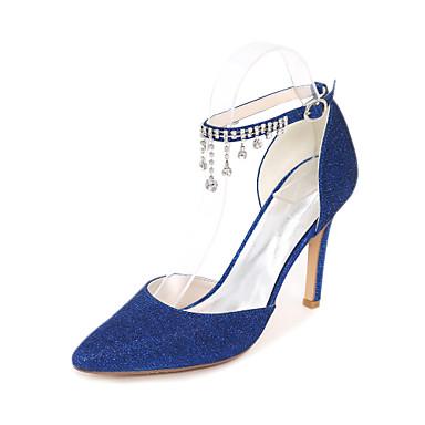 Argent amp; Or Bleu Noir Paillette Femme Soirée Habillé Talons Rouge à Evénement 05391941 Talon AiguilleChaussures Mariage qwnRtA0