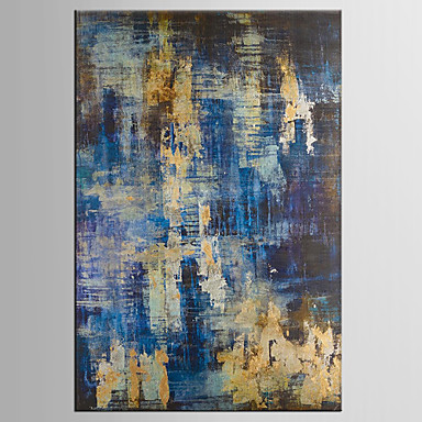 ハング塗装油絵 手描きの - 抽象画 クラシック 近代の キャンバス