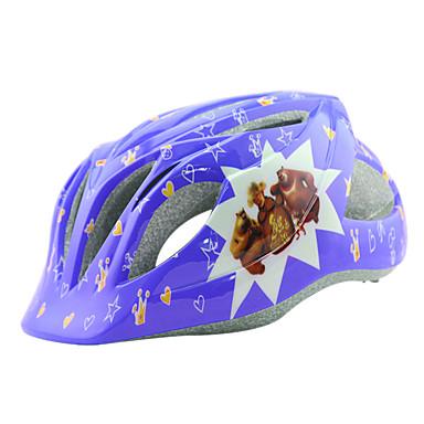 バイク ヘルメット CE Certification サイクリング 14 通気孔 調整可 ワンピース 都市 超軽量(UL) 青少年 子供用 マウンテンサイクリング ロードバイク レクリエーションサイクリング サイクリング