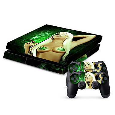 B-SKIN Bags, Cases and Skins For PS4 Novelty Bags, Cases and Skins PVC unit