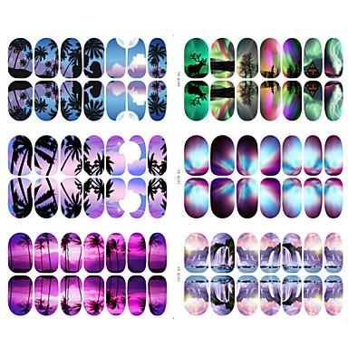14 Nail Art tarra meikki Kosmeettiset Nail Art Design