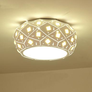 Uppoasennus ,  Moderni Traditionaalinen/klassinen Maalaus Ominaisuus for Kristalli LED Minityyli MetalliLiving Room Makuuhuone