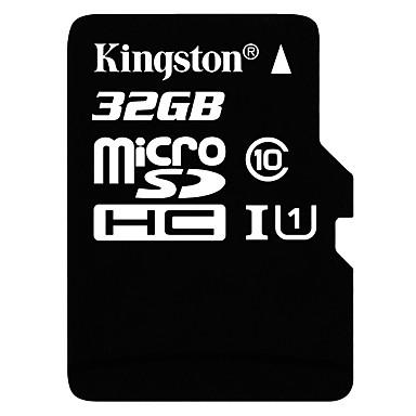 Kingston 32GB Micro SD-kort TF kort minnekort UHS-I U1 Class10