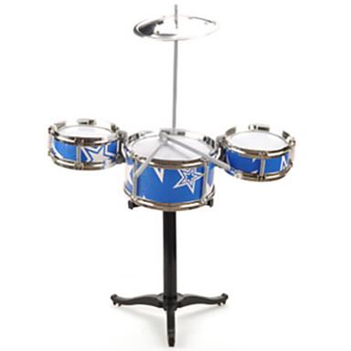Trommesett Lekeinstrumenter Trommesett Jazz Drum Jente Gutt